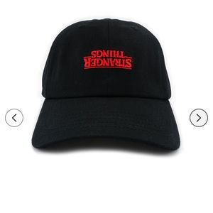 e3895e880fd Accessories - Stranger Things Dad Hat ⚡️